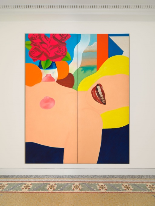 Photo : NMNM/Jeffrey Sturges © The Estate of Tom Wesselmann/Licensed by VAGA, New York